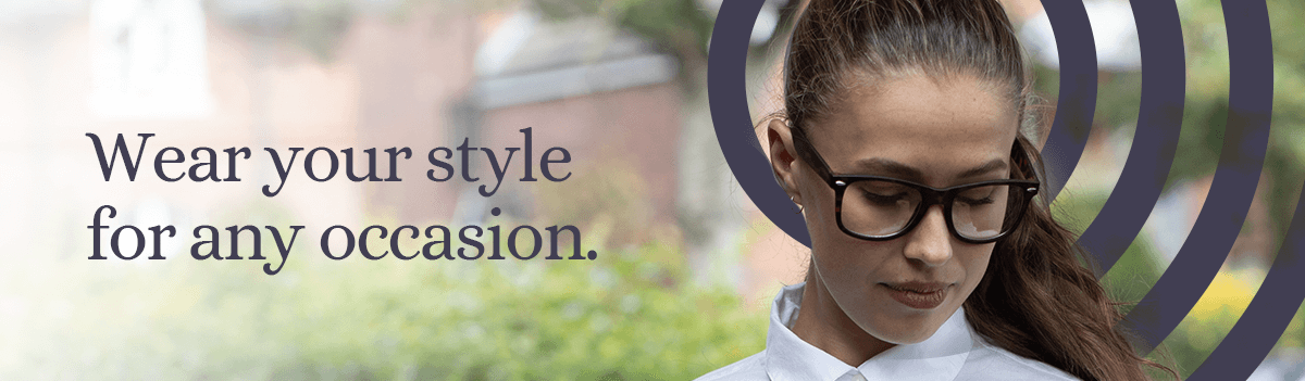 Style for any occasion